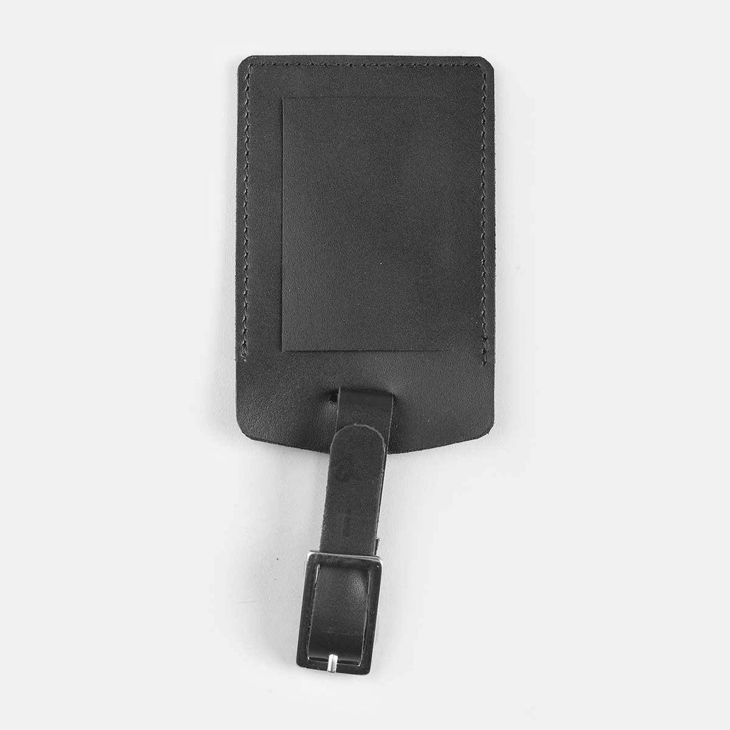 Toni Luggage Tag, Black