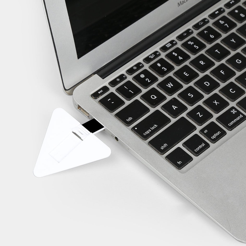 Triangle Shape Pen Drive