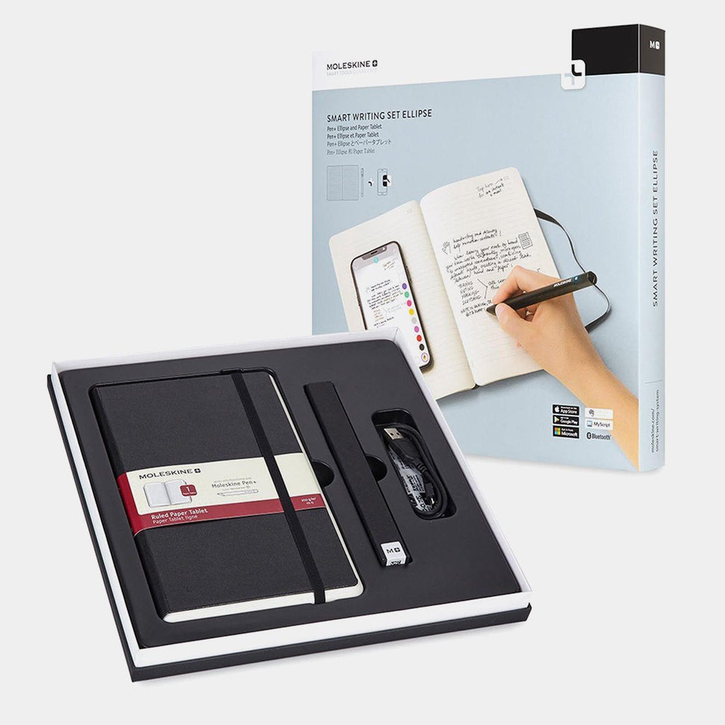 Moleskine Ellipse Smart Writing Set