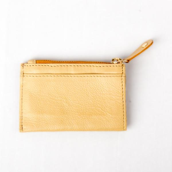 ZIP CARD HOLDER