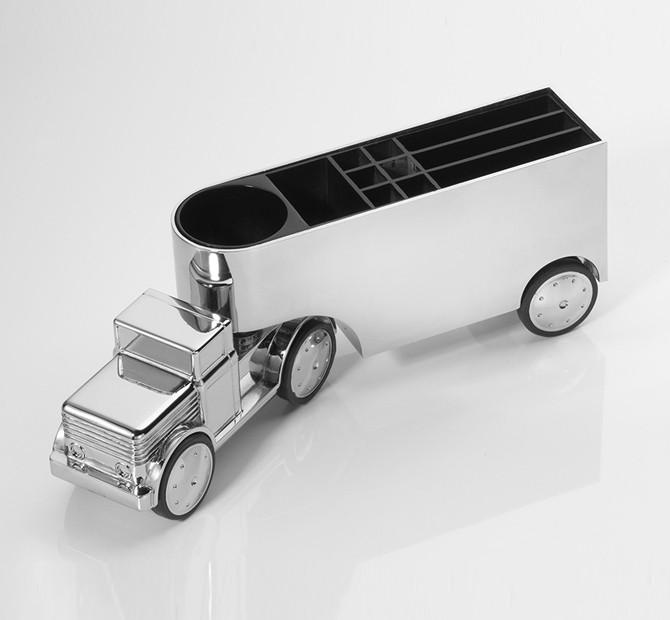 OFFICE TRUCKER PAPER WEIGHT - 5by7  - 2
