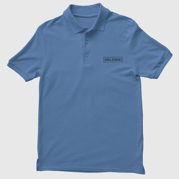 Basic Pique Knit Polo - Provo