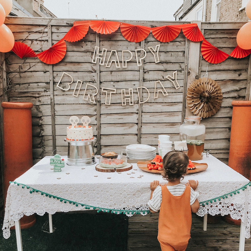 Conscious birthday party ideas