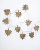 Jungle Leaf Jute Garland