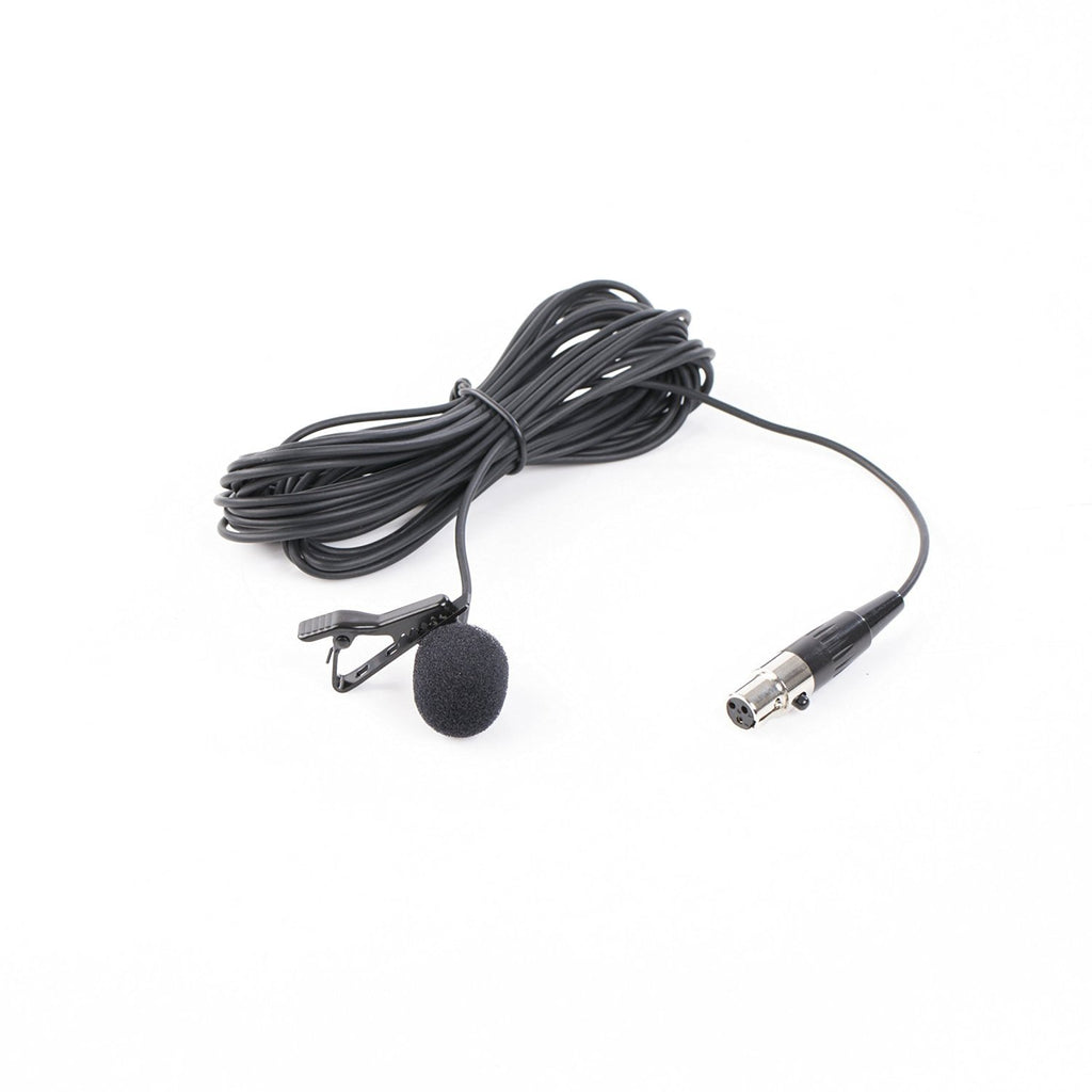 SM-LV600 - Mini-XLR Omnidirectional Lavalier Microphone for Saramonic SmartMixer & CaMixer (20' Cable)