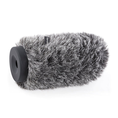 Saramonic USA - TM-WS1 - Furry Outdoor Microphone Windscreen for the Saramonic SR-TM1