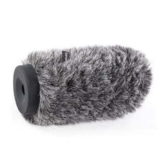 TM-WS1 Professional Furry Windshield for SR-TM1 and Mid-Sized Shotgun Microphones 19-24 mm in diameter