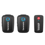 Blink 500 B2 Ultracompact 2-Person Wireless Clip-On Mic System with Lavaliers & Dual Receiver