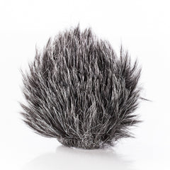 GMIC-WS Furry Haired Outdoor Microphone Windscreen for High-Wind Protection for the Saramonic G-Mic