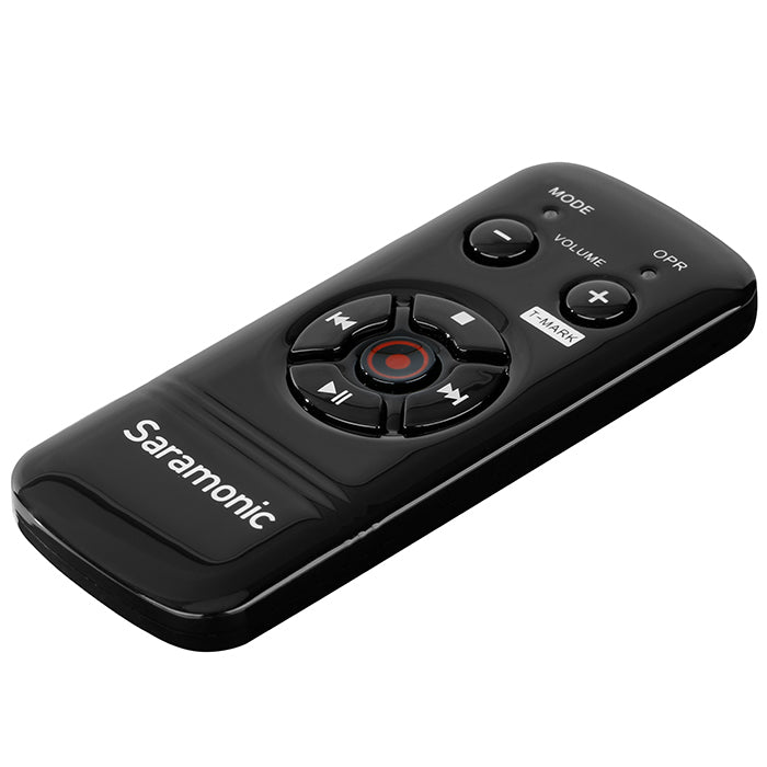 RC-X Remote Control for Zoom H5, H6, H4n, H4n Pro, H2n & Sony PCM-M10, PCM-D50, PCM-D100 Digital Audio Recorders