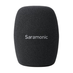 SR-HM7-WS2 Fitted Foam Windscreen 2-Pack for Saramonic SR-HM7, SR-HM7 DI & SR-HM7 UC Handheld Microphones & more