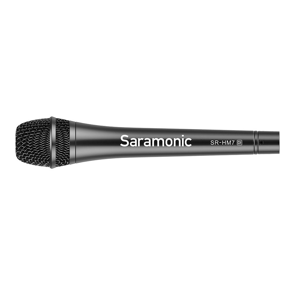 SR-HM7 Di Digital Dynamic Handheld Microphone with Lightning Cable for Apple iPhone & iPad & USB  Cable for Windows PCs & Apple Mac Computers