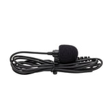 SR-M1 3.5mm Lavalier with 4.1 (1.25m) Cable for Wireless Systems, Portable Recorders, Cameras, Blink 500 Systems and more