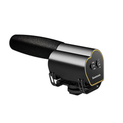 Vmic On-Camera Shotgun Microphone for DSLRs, Mirrorless, Video Cameras & Audio Recorders