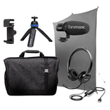 Home Base Professional an Assembled Audio/Video/Telecommunications Kit for Professionals Working from Home or Remotely