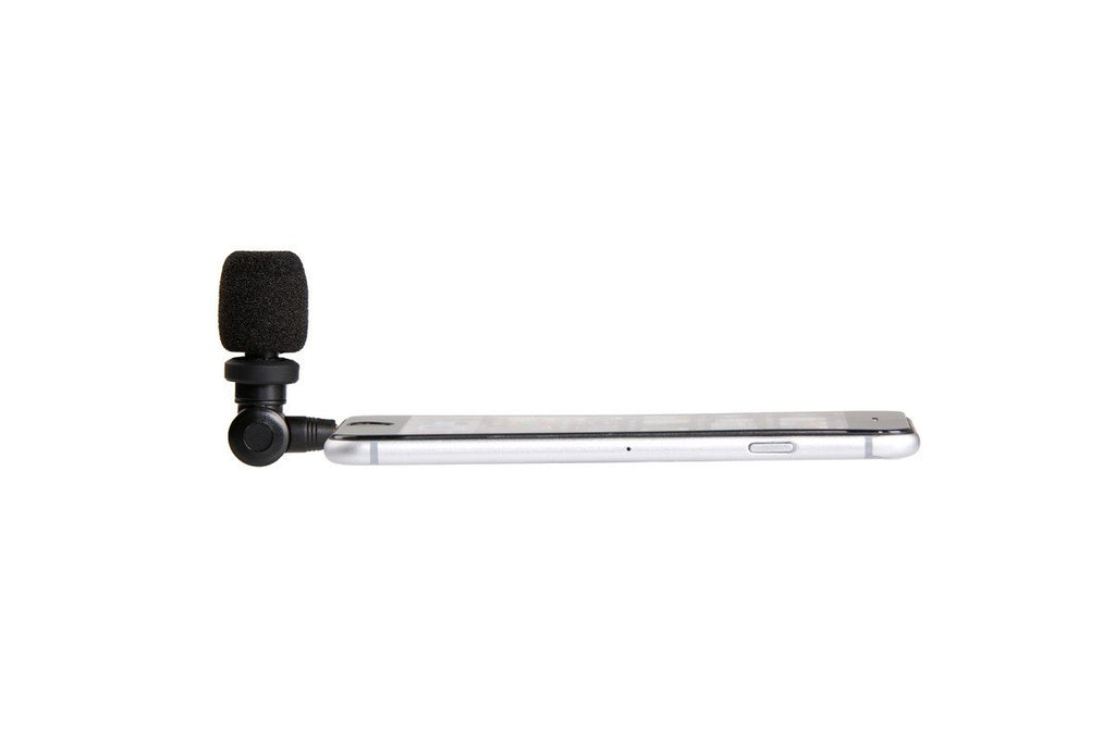 i-Mic - Professional TRRS Condenser Microphone for iPhone, iPad, iPod Touch & Mac