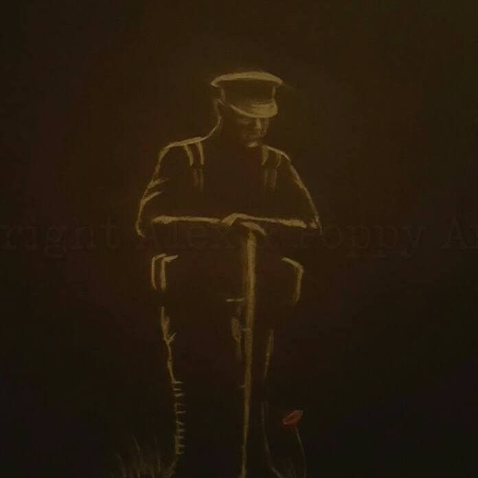 ww1 remembrance art