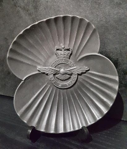 Royal Air Force Remembrance Art Sculpture 4
