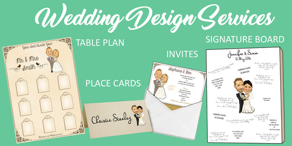 wedding design services