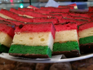 Tri-Color Cookies - 1lb