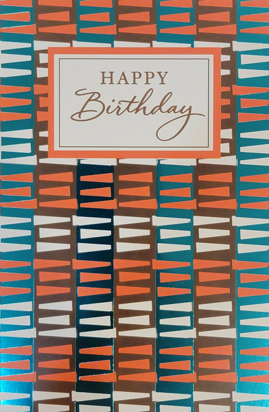 Birthday Cards (Multiple Styles)