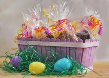 gift basket medio, easter basket