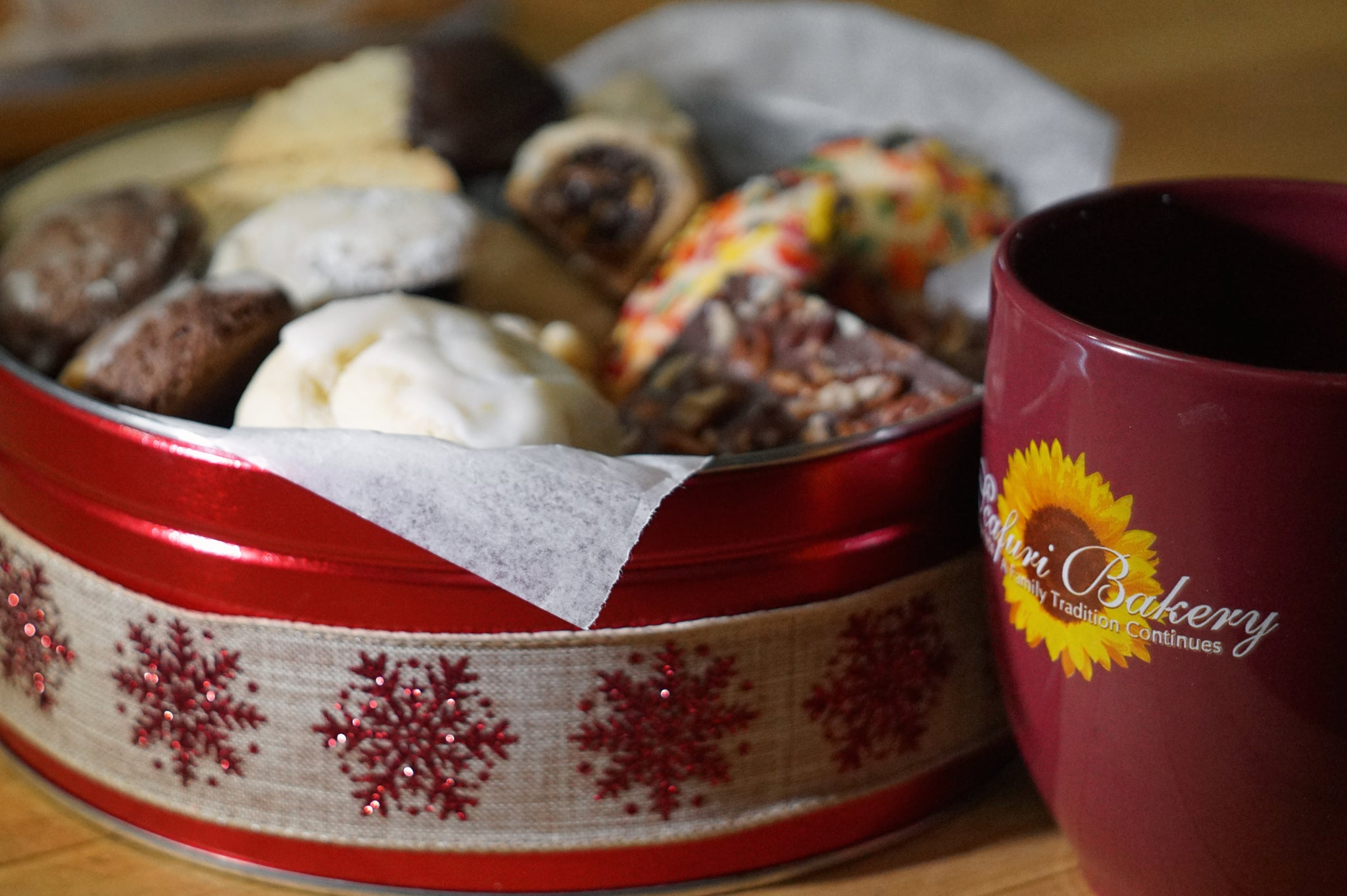 Italian Cookies Order Online And Ship From Scafuri Bakery