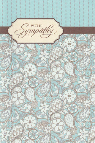 Sympathy Cards (Multiple Styles)
