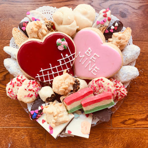 Valentine's Day Assortment - Large 2lb Cookie Assortment