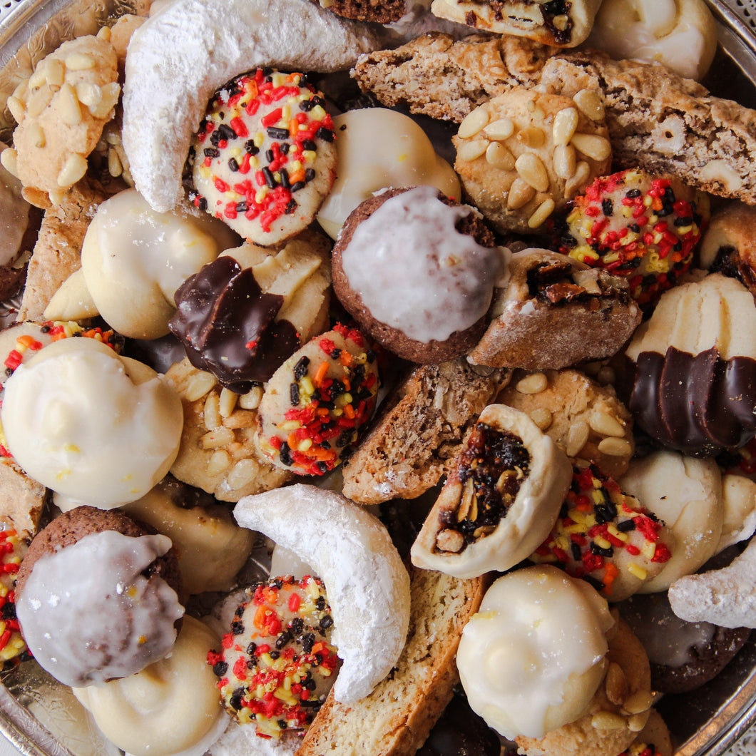 Assorted Cookies - 1lb