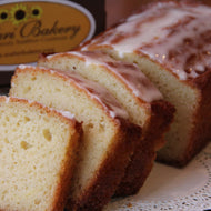 Lemon Ricotta Pound Cake Loaf