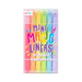 Mini magic liners erasable highlighters - set of 6- Ooly