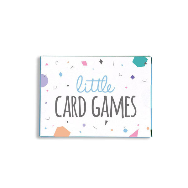 card games for kids memory or snap