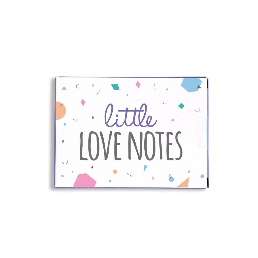 Little Love Notes note cards for lunchboxes perfect for valentines day