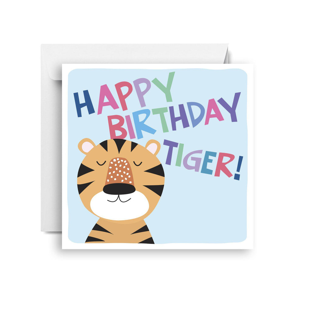 Happy birthday tiger! (small)