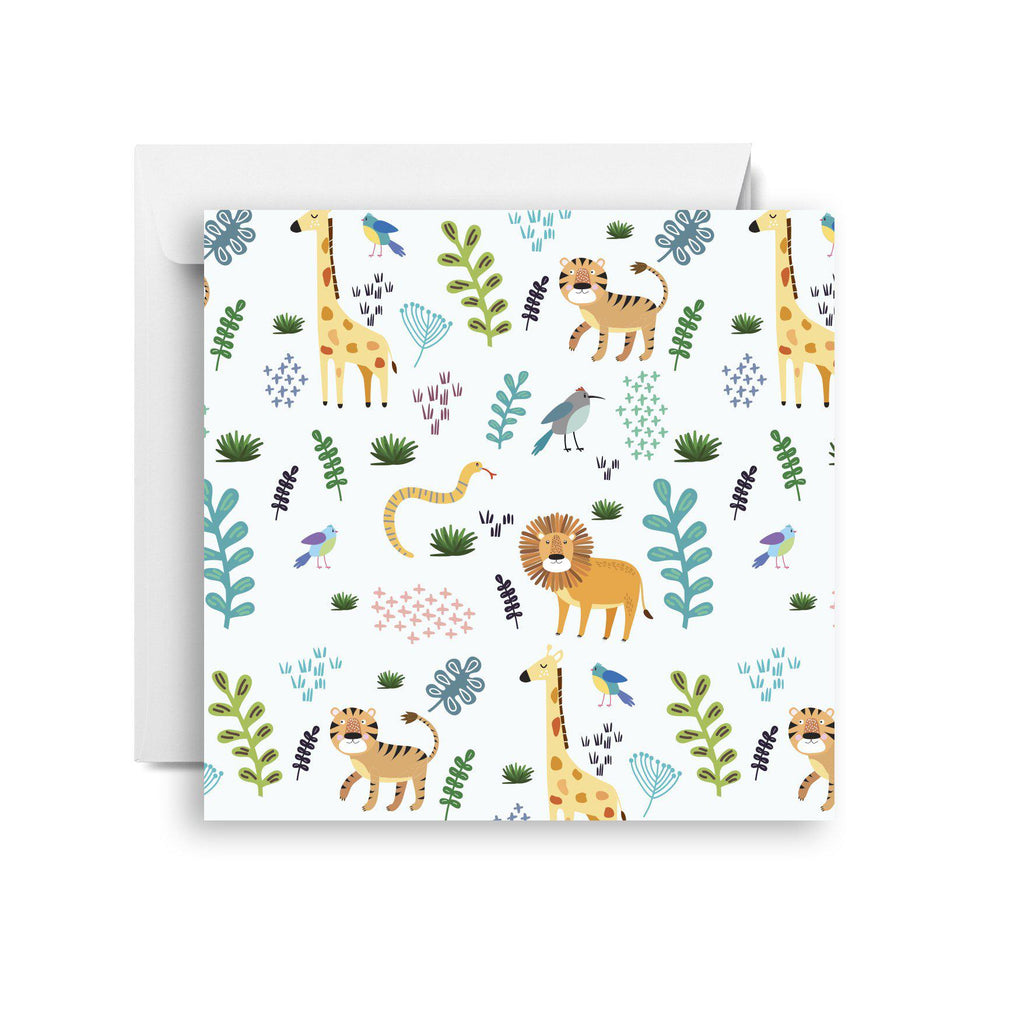 Jungle pattern (small)