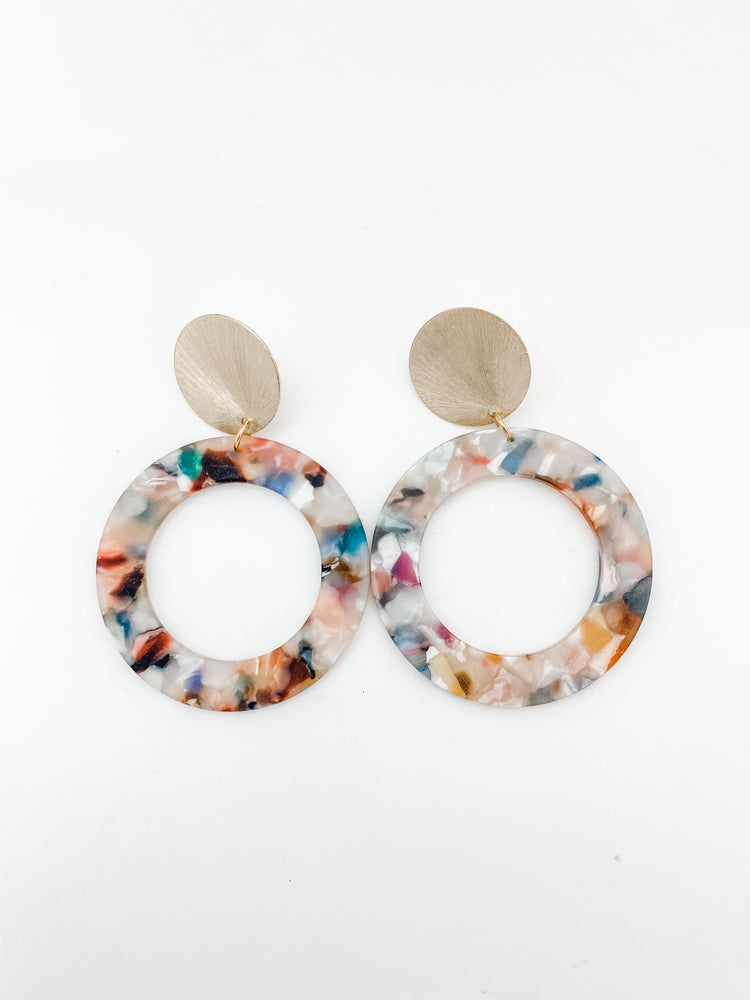 Zoom Meeting Earrings