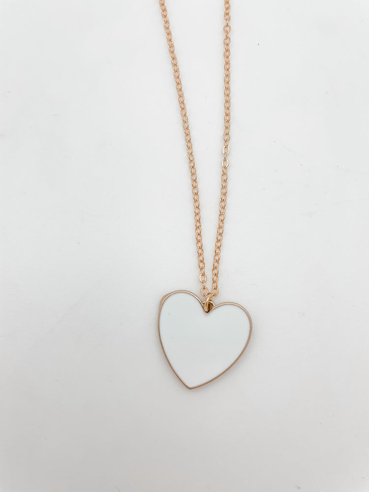 Load image into Gallery viewer, Little Heart Necklace
