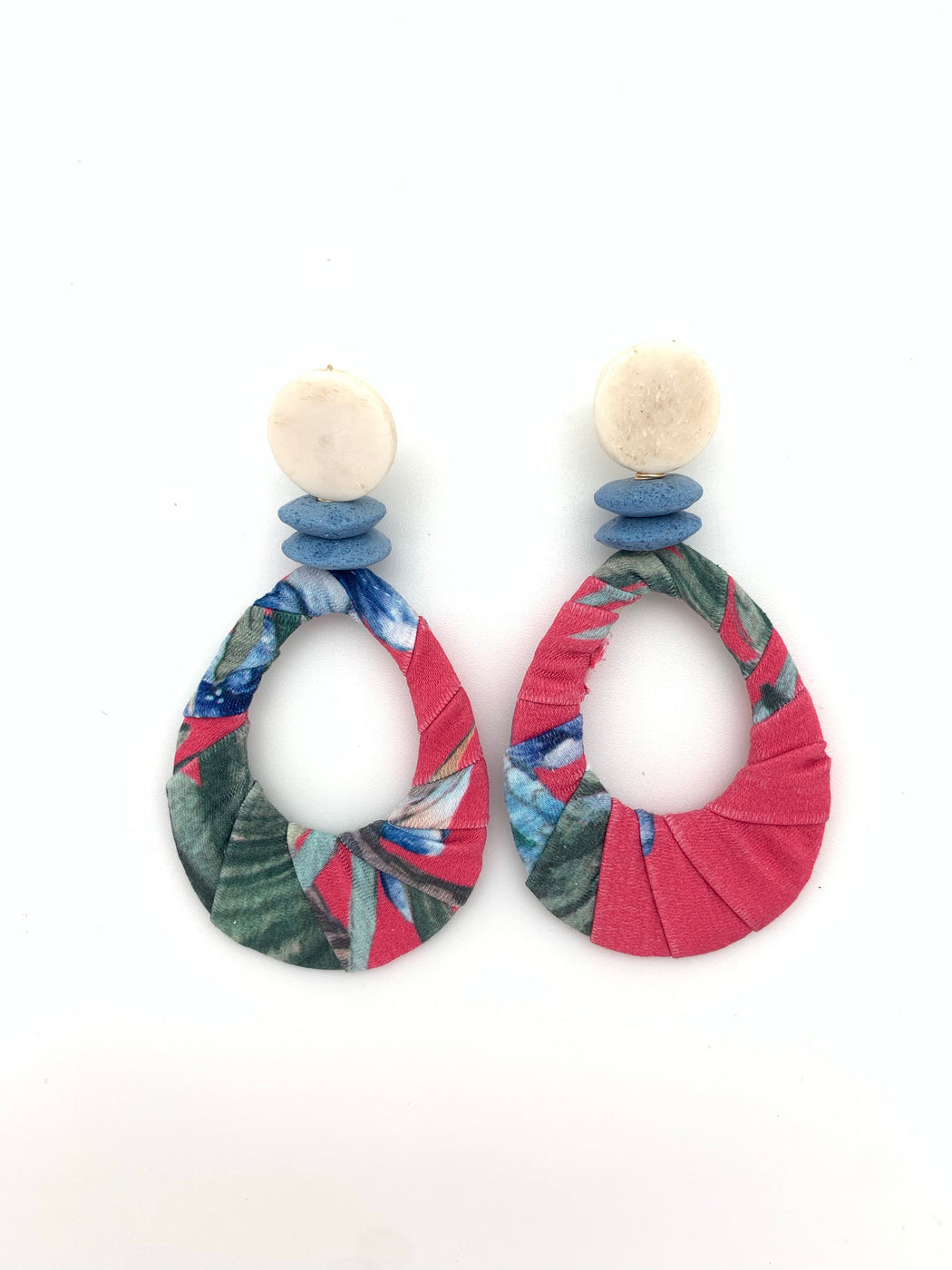 Seaside Earring Pink