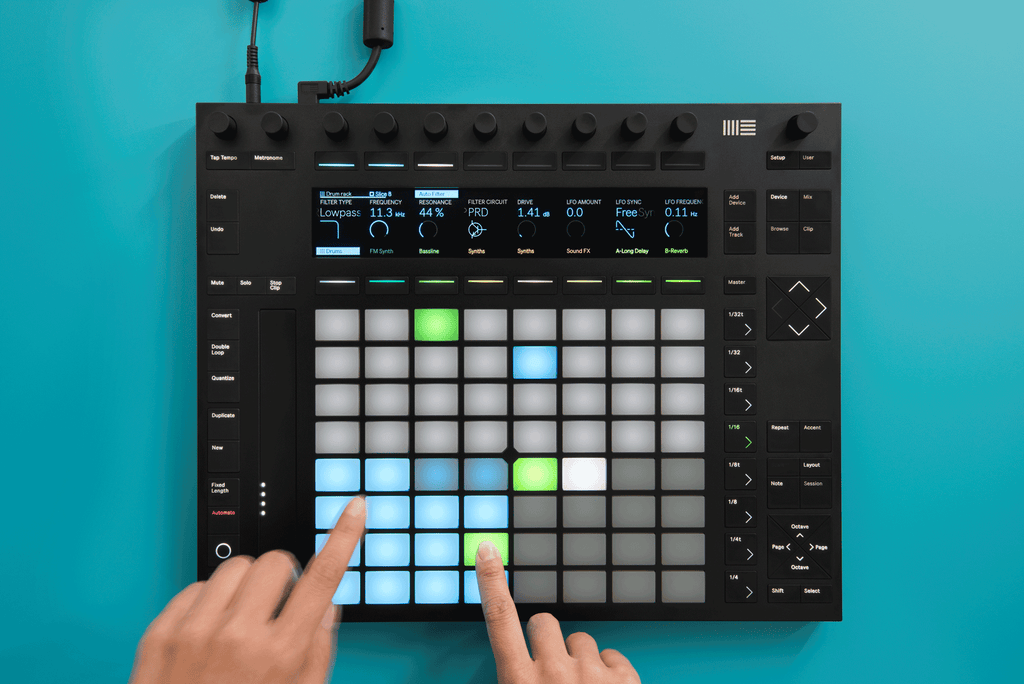 Review: Ableton Push 2