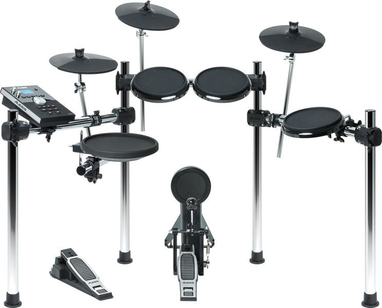 More on the Alesis Forge Electronic Drum Kit