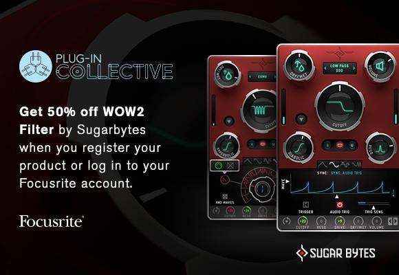 Focusrite Collective Offer