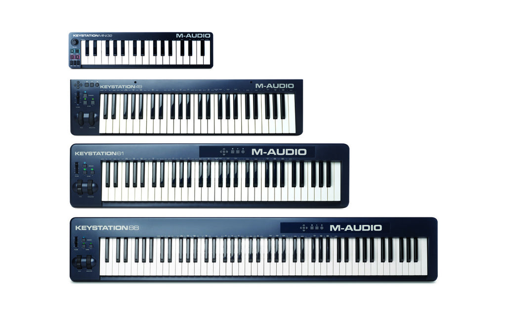 M-Audio Keystation II Series