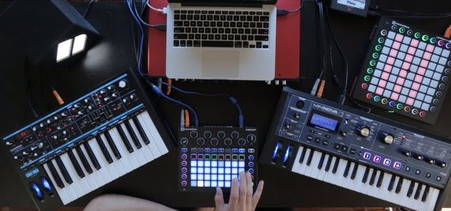Novation: Finish Something Tutorials