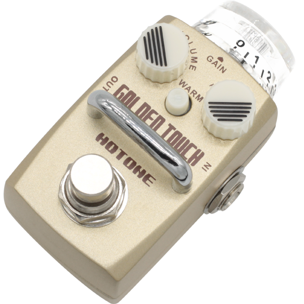Hotone Golden Touch FX Pedal