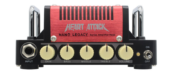 Hotone Heart Attack Guitar Amplifier Head