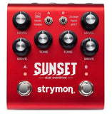 Strymon Sunset Dual Classic Overdrive Pedal