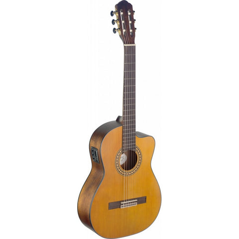 Angel Lopez SIL-CE M electro-acoustic classical guitar