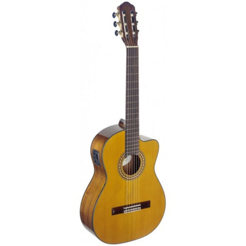 Angel Lopez SIL-CE HG electro-acoustic classical guitar