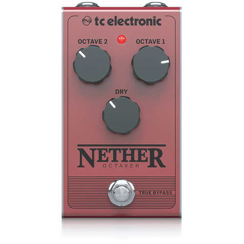 TC Electronic Nether Octaver Pedal